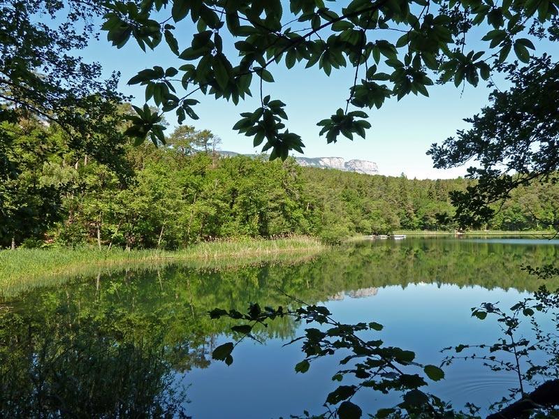 Lago piccolo di monticolo for Piani cottage piccolo lago