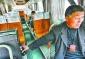 Bus Drivers Strike in Laiwu, Shandong